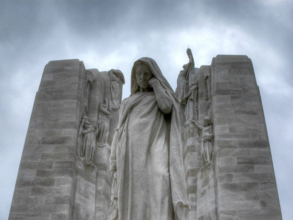 canada and vimy ridge Photo by sandra chenu godefroy (cc by-sa 30) the battle of vimy ridge is one of canada's most well known historic events while it was not, in fact.